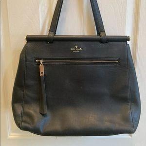 Kate Spade Shoulder Bag / tote stunning leather